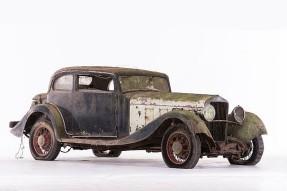 c 1930 Delage D8