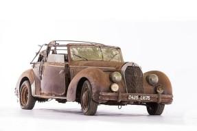 c 1950 Talbot-Lago T15