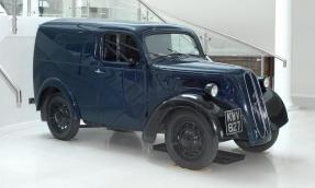 1953 Fordson Van