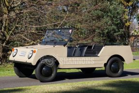 1968 Volkswagen Country Buggy