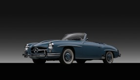 1957 Mercedes-Benz 190 SL