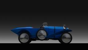 1924 Amilcar CGS3