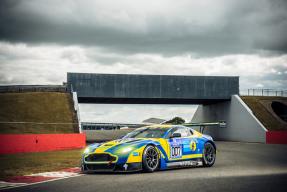 2013 Aston Martin V12 Vantage GT3