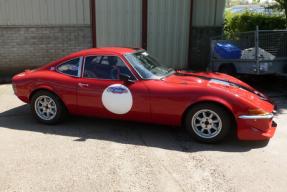 1971 Opel GT