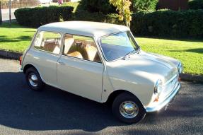 1971 Mini 1000