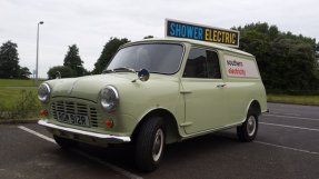 1977 Mini Van
