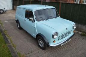 1983 Mini Van