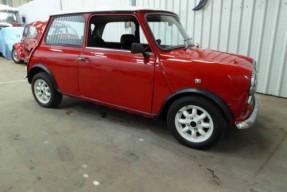 1989 Mini Flame Red