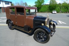1928 Humber 9/20hp