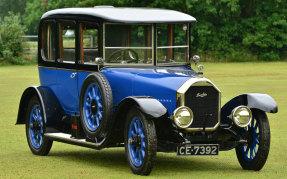 1920 Humber 15.9hp