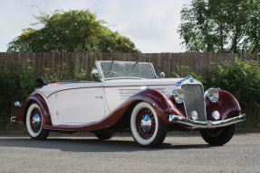 1936 Delage D6
