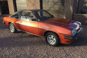 1980 Opel Manta