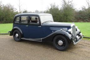 1937 Wolseley 18/80