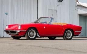 1964 Maserati Mistral Spyder