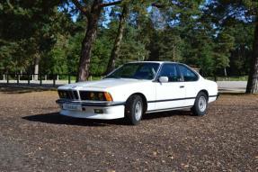 1980 BMW 628 CSi