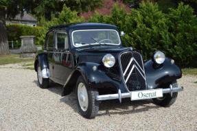 1952 Citroën 11
