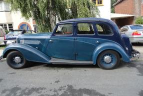1936 Wolseley 25hp