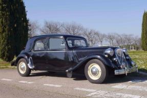 1953 Citroën 15/6