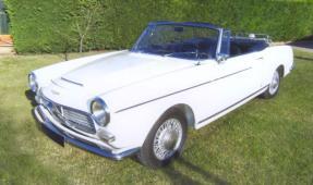 1965 Peugeot 404 Cabriolet