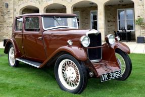 1931 Riley Nine