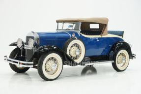 1929 Buick Roadster