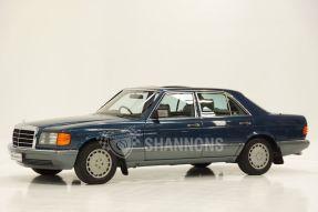 1987 Mercedes-Benz 300 SE