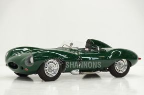 Jaguar D-Type Recreation