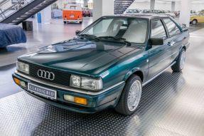 1985 Audi Coupe