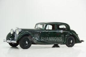 1948 Jaguar Mk IV
