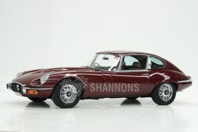 c. 1972 Jaguar E-Type