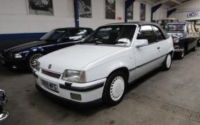 1993 Vauxhall Astra GTE