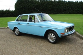 1972 Volvo 144