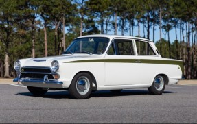 1966 Ford Lotus Cortina