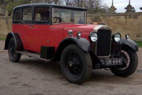 1929 Humber 16/50