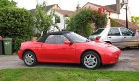 1990 Lotus Elan