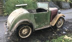1931 Triumph Super Seven