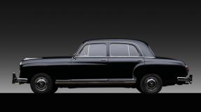 1957 Mercedes-Benz 220 S