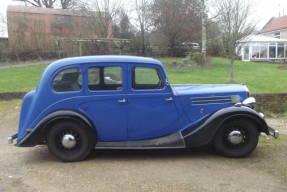 1939 Wolseley 14