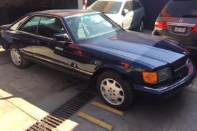 1983 Mercedes-Benz 380 SEC