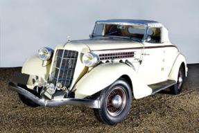 c. 1935 Auburn 851