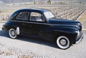 1958 Peugeot 203