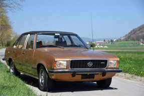 1976 Opel Commodore