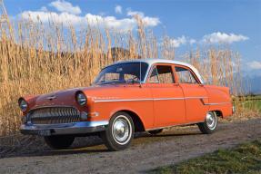1957 Opel Kapitän