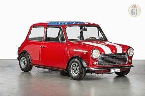 1972 Innocenti Mini Cooper