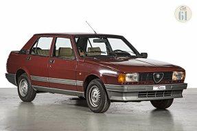 1984 Alfa Romeo Giulietta