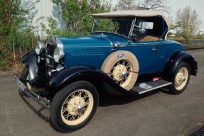 c. 1931 Ford Model A