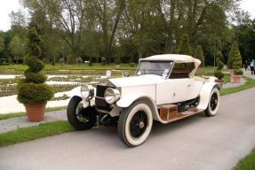 1916 Roamer Six Roadster