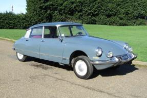 1966 Citroën ID