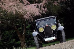 1930 Bugatti Type 44