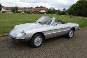 1977 Alfa Romeo Spider